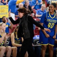 Former Blue Hens Head Coach Tina Martin Joins UNCW As An Assistant Coach
