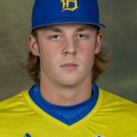 Delaware First Baseman Nick Patten Honored by D1Baseball.com