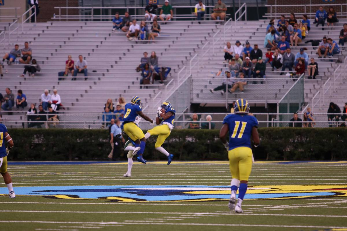Blue Hens Defense Dominates William & Mary As The Hens Muscle A 17-0 Win