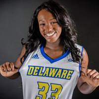 Womens Basketball CAA Media Day; Blue Hens Predicted to Finish Fifth & Enabosi Gets Preseason Honors