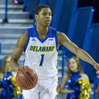 Blue Hens Guard Kevin Anderson Out For The Season After Knee Surgery