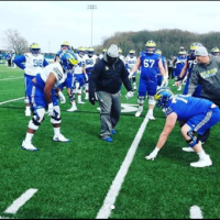 Sights & Sounds of Blue Hens Football First Spring Practice Of 2018