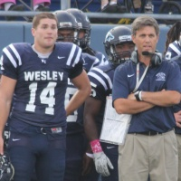 Chip Knapp Named Head Football Coach of Wesley College