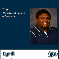 Behind The Sports Series: Wesley College,Cyrill Parham
