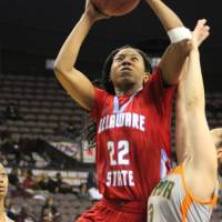 Pollard Records a Double-Double In DSU's 71-61 Win Over NC Central