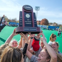 Delaware Brings Home Their Eighth CAA Title With 2-1 Win Vs Northeastern